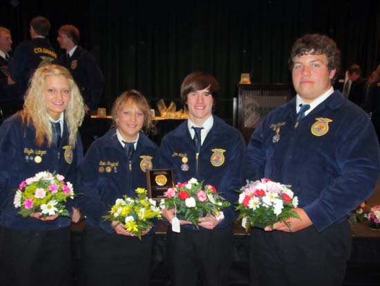 Wiley Competes in State CDEs