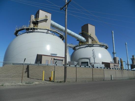 Coal Domes