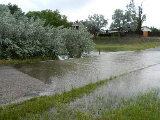 Flooded 1