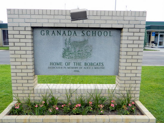 Granada High School Will See Safe Routes to School Project This Fall