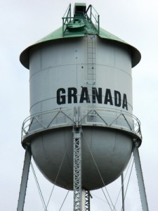 Granada Water Tower