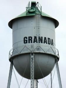 Granada Water Tower