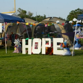 Letter to the Editor:  Relay for Life