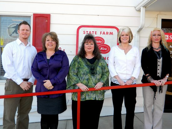 ca29c722036 Business of the Week – Anna Carere State Farm Insurance Agency