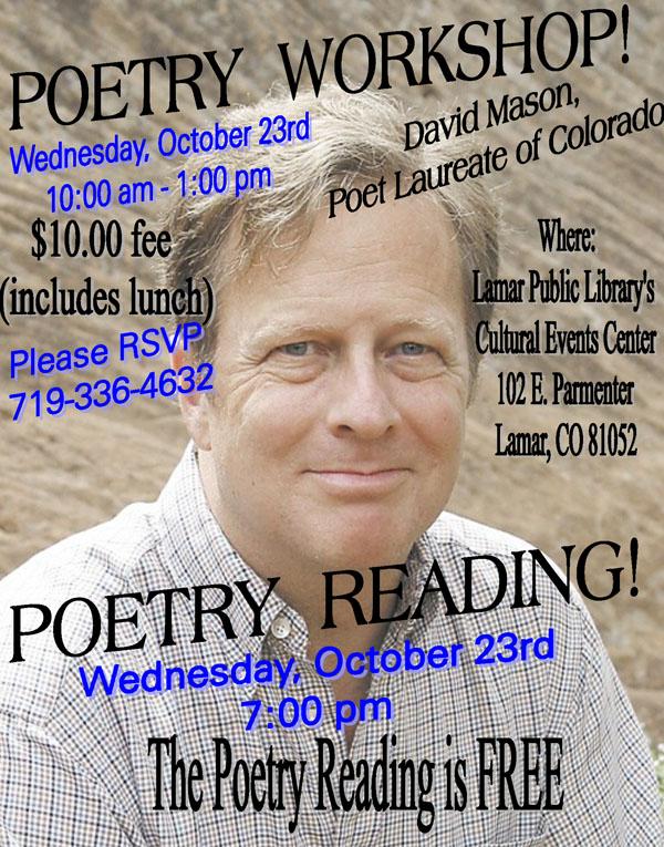 LPL Poetry Workshop Oct 2013