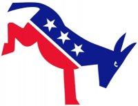 PC Democrats Logo