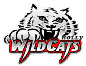 Holly Wildcats Logo