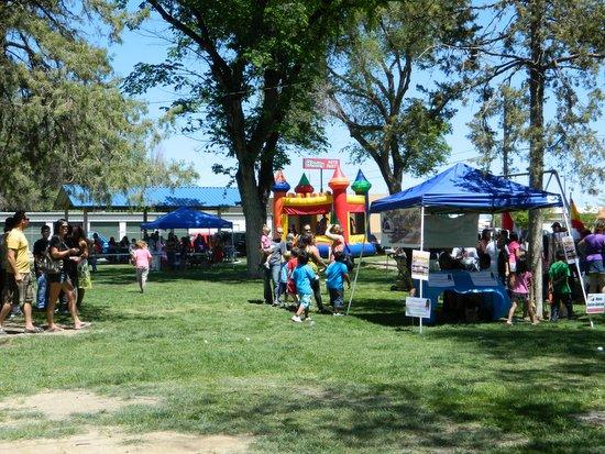 Northside Park during Cinco De Mayo 2012