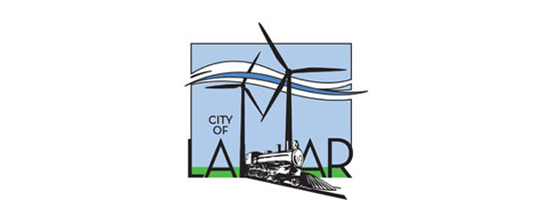 City of Lamar Logo Wide