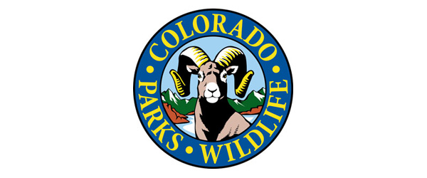 Colorado Parks and Wildlife Wide Logo