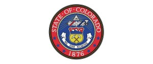 State of Colorado Seal Wide