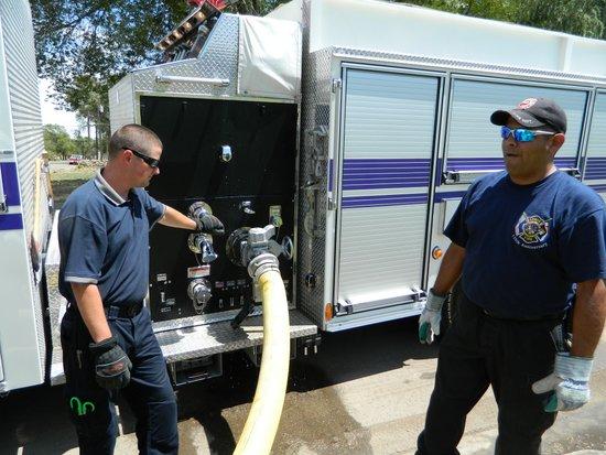 Fire Department Fire Truck 1
