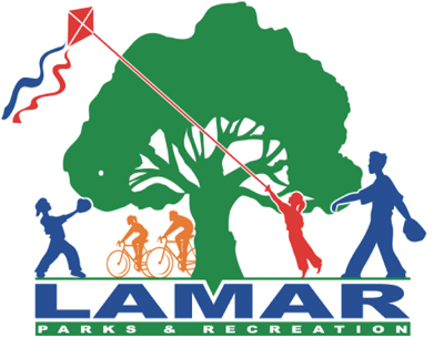 Lamar Parks and Rec Logo