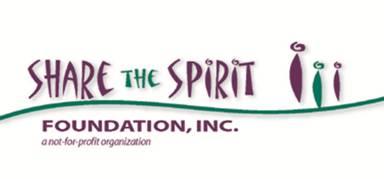 share the spirit logo