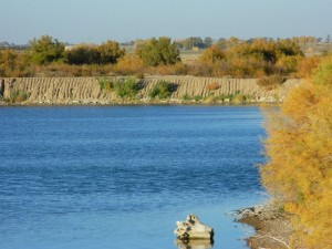 Pond at North Gateway Park