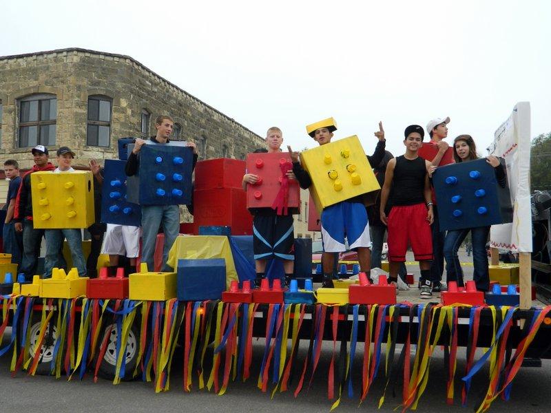parade results holly gateway fair parade