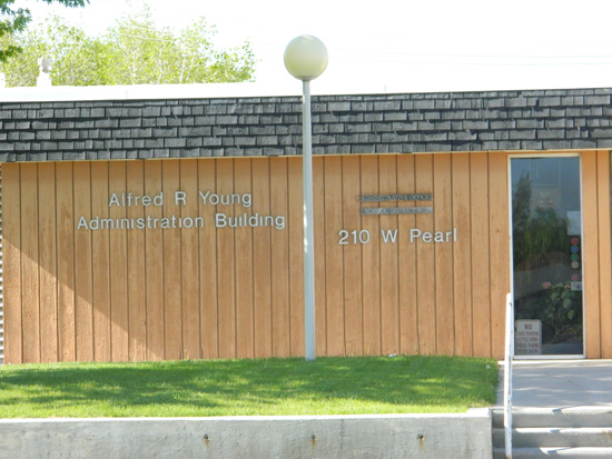 Lamar RE-2 Administration Building