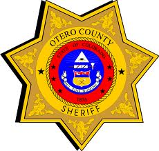 Otero Sheriff Large Badge