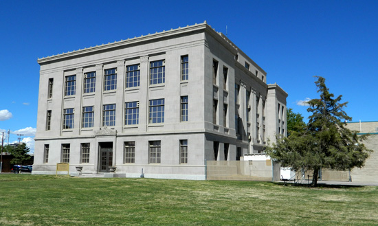 Prowers County Courthouse