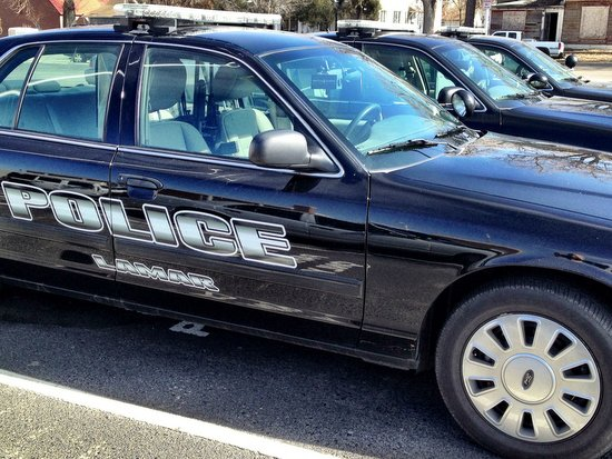 Lamar Police Cars