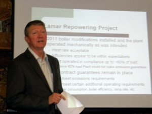 Rick Rigel, ARPA General Manager