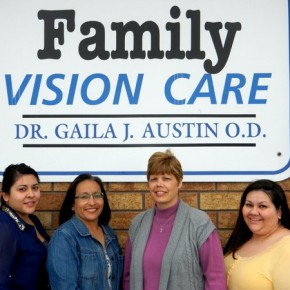 Business of the Week - Family Vision Care