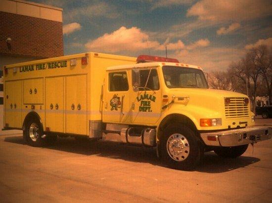 Lamar Fire Trucks (5)