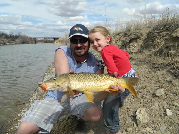Fishing in Colorado