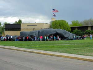 The Parkview Elementary School 'Whale'
