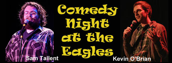 June Comedy Night Entertainment 600
