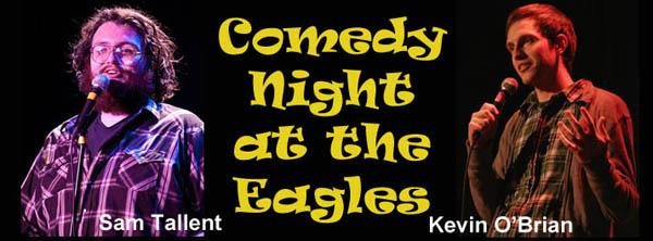 June Comedy Night Entertainment 600