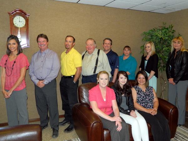 Legacy Bank Crew