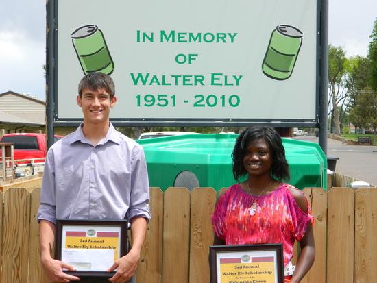 Kody Wallace & Mykinthia Ebron