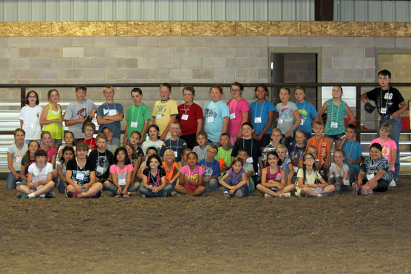 Caballeros and Clovers 4-H Camp