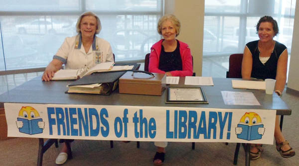 Open House - Friends of the Library
