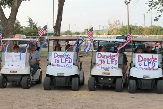Golf Carts Away!!!