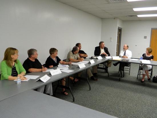 PMC & HPCHC Board Members