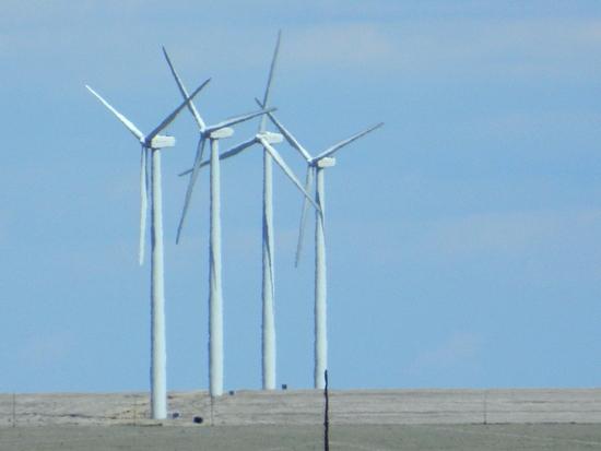 Lamar Wind Turbines