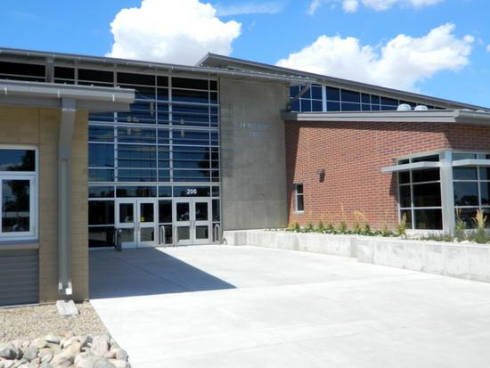 School Entryway