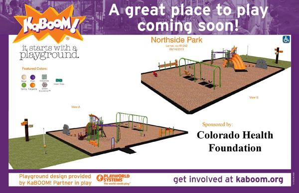 KaBoom Playground Design 1