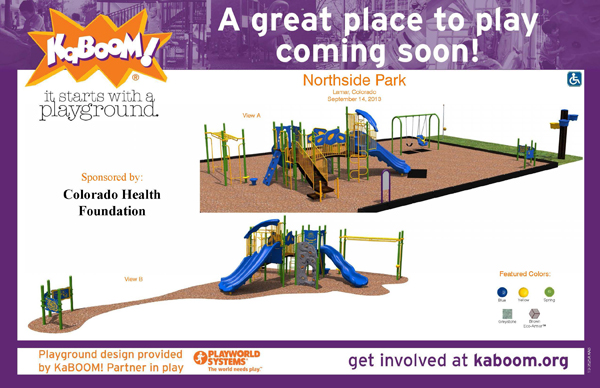 KaBoom Playground Design 3