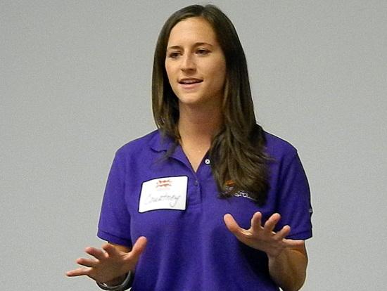 KaBOOm Rep Courtney Sawyer