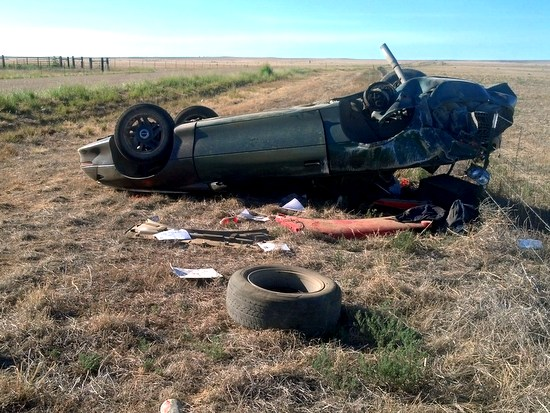 Crash Vehicle (courtesy photo)