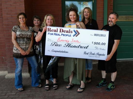 Real Deals 8-9-13