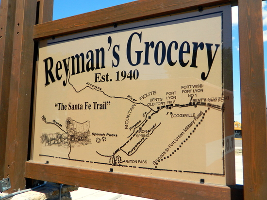 Reyman's New Signage