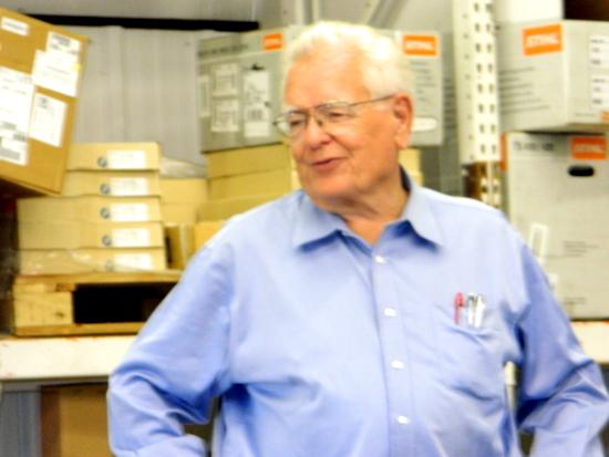 Former Colorado Governor Roy Romer