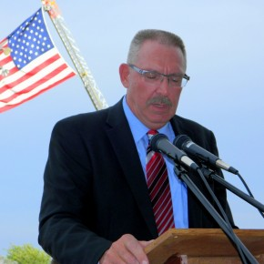 Mike Cook Describes Events at Ground Zero and Pentagon