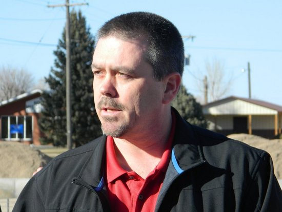 Mayor Brad Simon