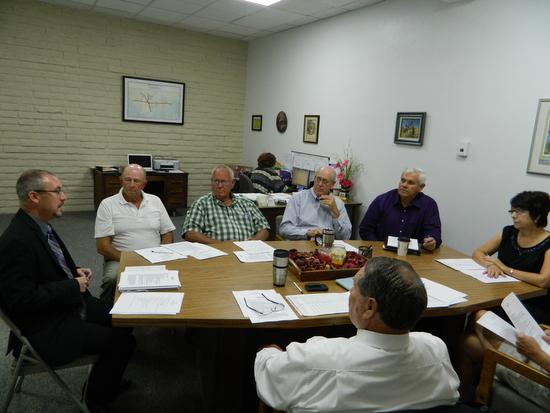 PCDI Board Members
