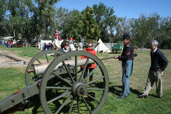 Frontier History Encampment 2